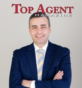 Top Agent Magazine Recognizes Mike Panza for January 2021