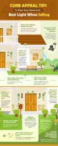Curb Appeal Tips To Show Your Home In Its Best Light When Selling