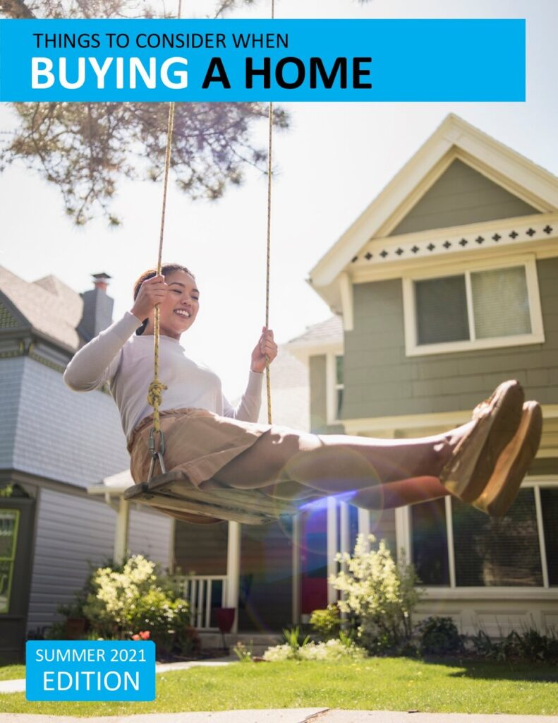 Buying a Home Summer 2021